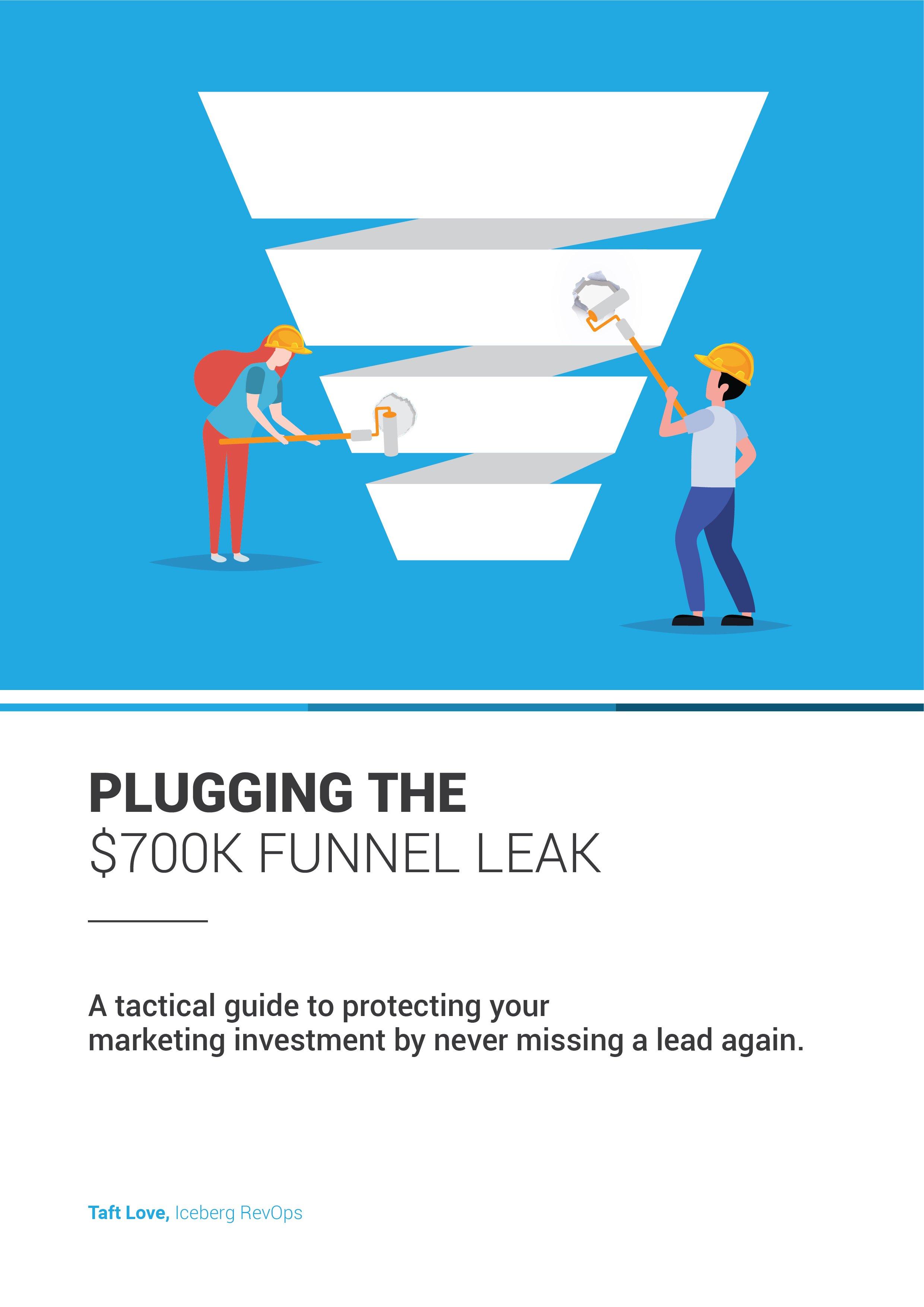 Ebook - $700k Funnel Leak
